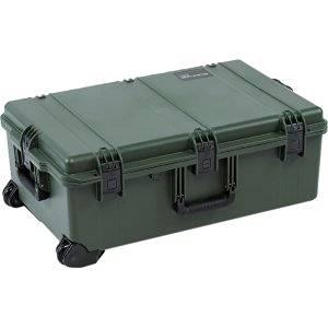 "Pelican Storm Case iM2950 Shipping Box - Internal Dimensions: 18"" Width x 10.50"" Depth x 29"" Length - External Dimensions: 20.4"" Width x 12.2""31.3"" Length - HPX Resin - Black - Multipurpose"