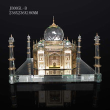 new arrival taj mahal crystal model crafts