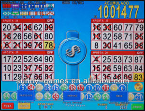 China Video Bingo, China Video Bingo Manufacturers and