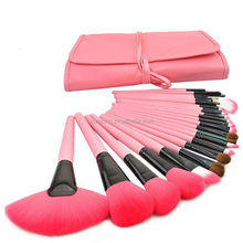 24 pcs Soft nylon brushes Makeup Brushing Brush Set Cosmetic Makeup get it beauty