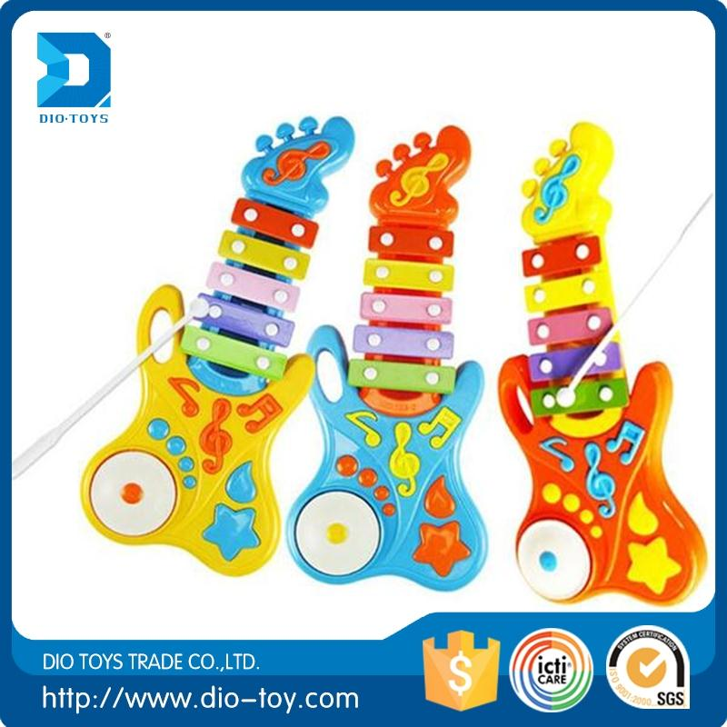 2016 hot selling item mini piano toy plastic musical baby toys kids knock piano