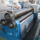 Machine Roller Machine W11 20 X 2500 Mechanical 3 Roller Symmetrical Rolling Machine