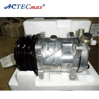 Auto/cars Air-conditioning Ac Auto Air Sanden 508 Compressor China ...