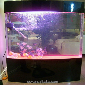 Fashionable Big Acrylic Aquarium Fish Tank Manufacturer Shenzhen ...