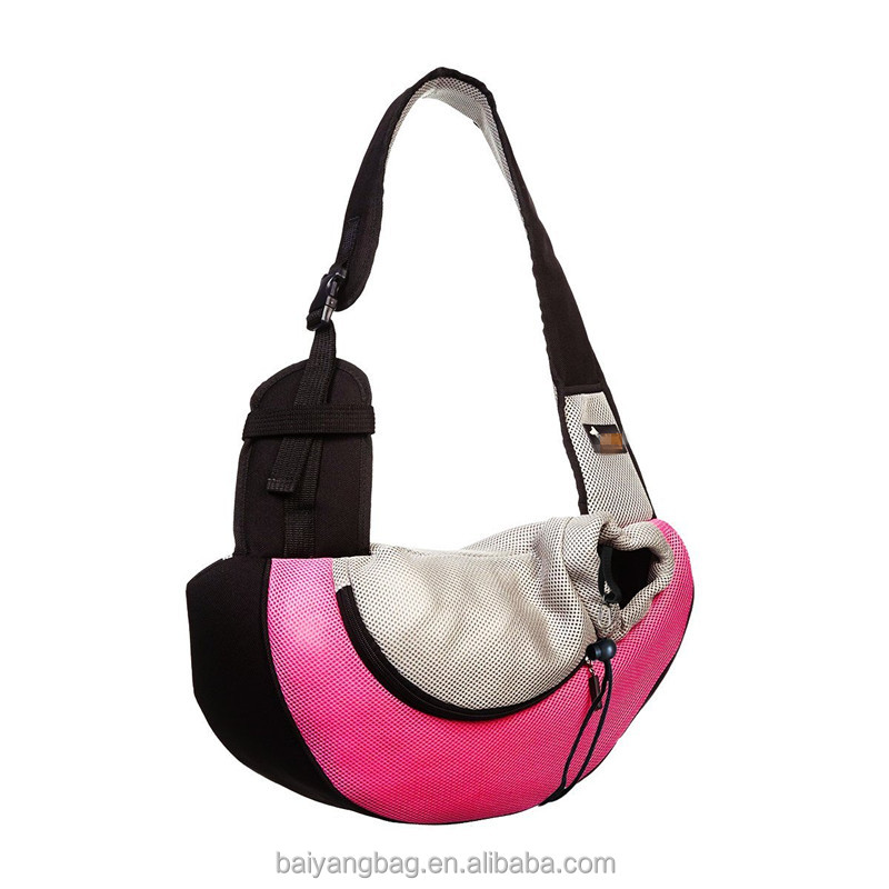 Pet Sling Carrier Dog Cat Puppy Sling Bag Outdoor Pet Travel Bags