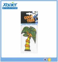 Wholesale Car Clip Detergent Paper Air Freshener