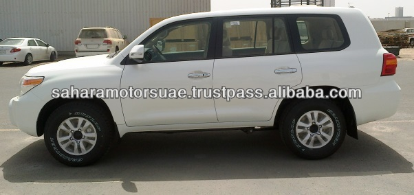 NEW CARS IN DUBAI TOYOTA LANDCRUISER DIESEL 4X4 AUTOMATIC