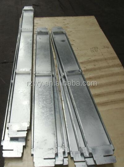 Steel Toe For Scaffolding Boards : Galvanized ringlock scaffolding steel toe board buy