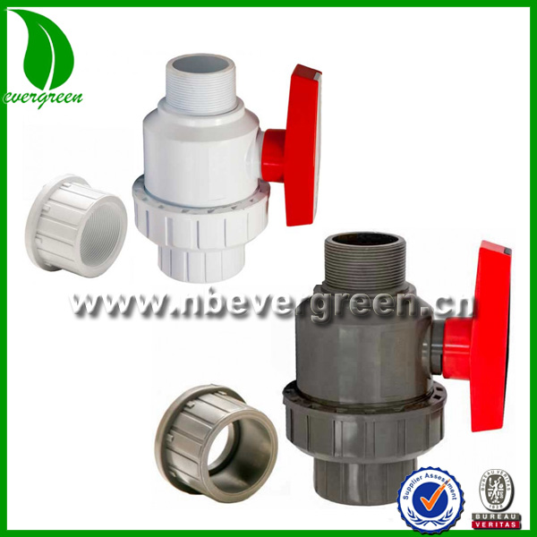 PVC Ball Valve/PVC Single Union