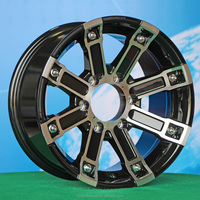 16 17 20 inch 6*139.7 off-road wheel rim with VIA ,TUV certificate