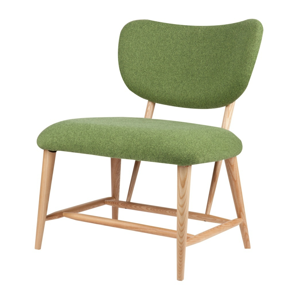 Charmant Get Quotations · Danish Scandinavian Furniture Armchair Chair Lounge Chair  Stylish Simplicity Ash Lovely Modern Cafe