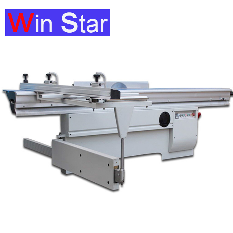 mj6132A manual type 45 degrees united table saw for woodworking use