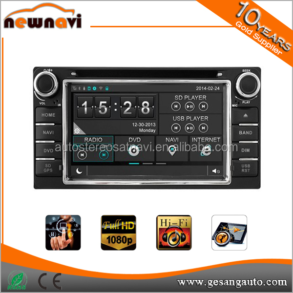 High quality 6.2'' touch screen <strong>android</strong>&Wince system car radio 2 din For <strong>Toyota</strong> Echo/Wild <strong>Universal</strong>