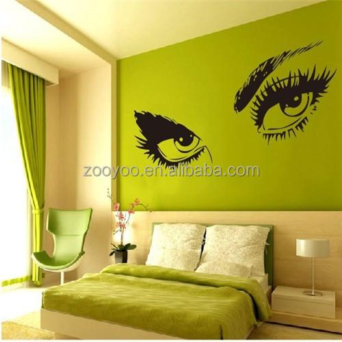 Zooyoo8024vinyl rimovibile adesivi decorativi per il disegno degli ...
