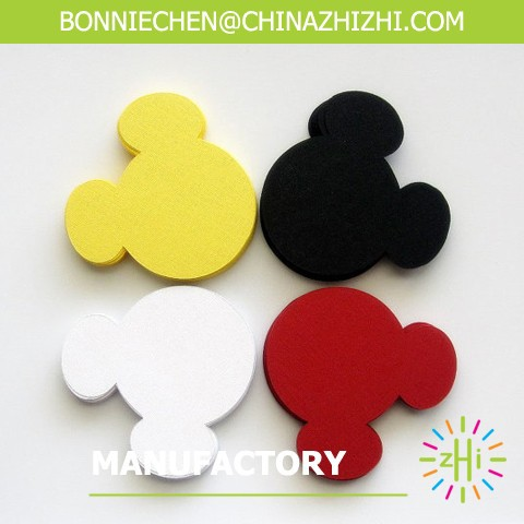 hot sale high quality Felt Teddy bear laser cutting