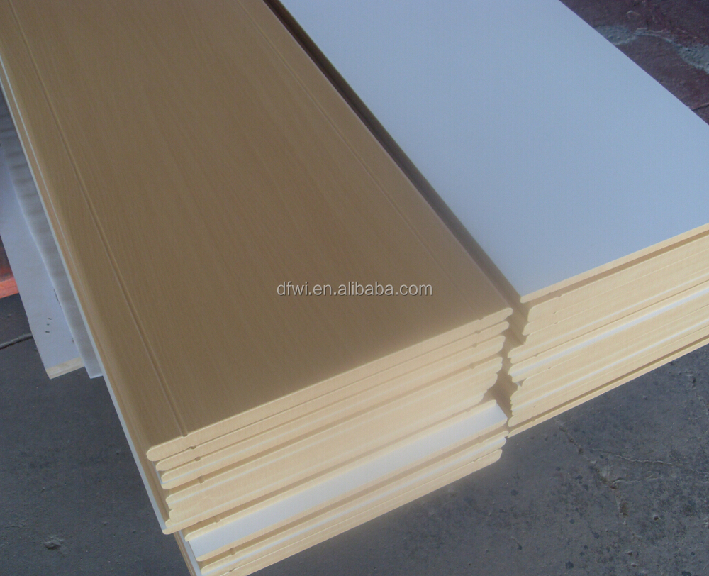 pvc membrane mdf kitchen cabinet door and wardrobe door buy used