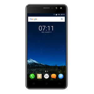 VKworld Cagabi One Mobile Phone 5 0 inch HD MTK6580A Quad Core Android 6 0  1GB RAM 8GB ROM 5MP Cam Dual Flash GPS Smartphone