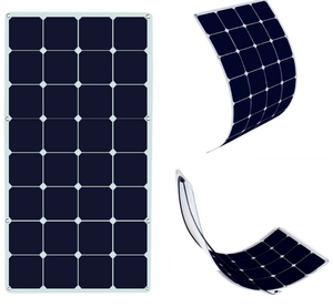 Flexible Solar Panel 108w Solar Panel Kit Solar Panel Production Line 200w mono