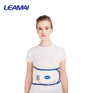 Leamai orthopedics ventilated lumbar support with abdominal belt