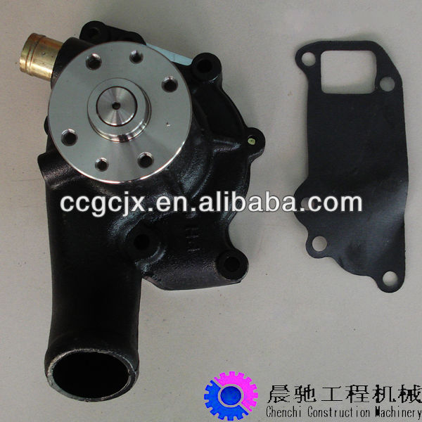 excavator engine 6BG1 parts water pump 8-97253028-1