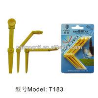 Almighty Plastic Golf Tee