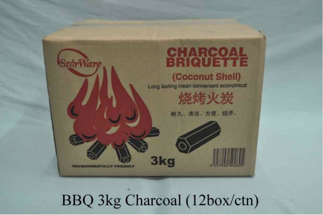 Coconut Shell BBQ Charcoal