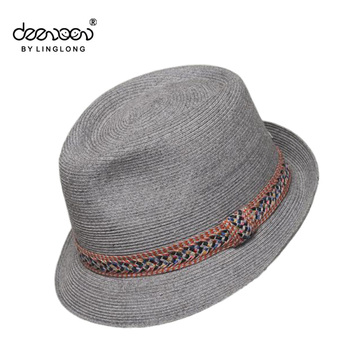 fcb76ad4ef8 Chinese Straw Hats For Men Summer Paper Straw Hats 2018 Fashion Style