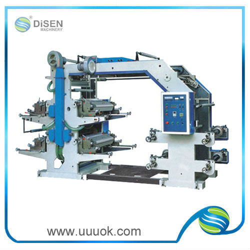 4 colour flexo printing machine for sale