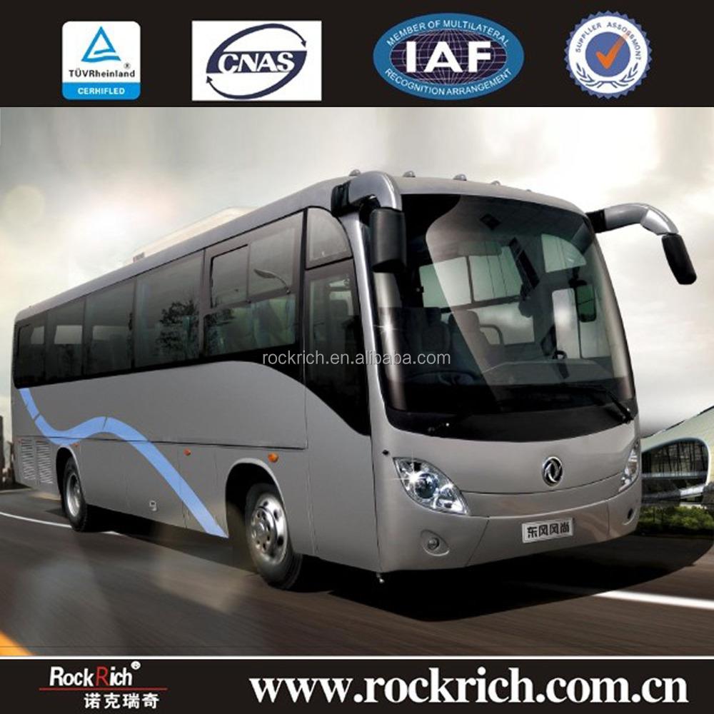 Cummins Diesel Engine China Manufacturer 50 Seats Chinese Buses ...