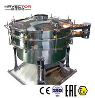 Rotary Vibration Sieve Machine for Fodder Powders