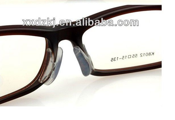 Sunglasses With Nose Protection  hot ing non slip silicon glasses nose pads for frame eyeglass