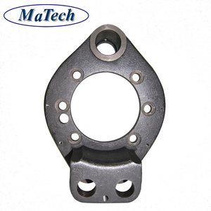 Foundry Custom High Quality Astm A48 GGG50 Ductile Cast Iron