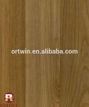 Ac3 10 mm nogal suelo laminado impermeable