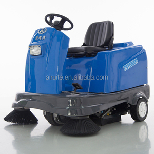 S12 asphalt road sweeper with good performance