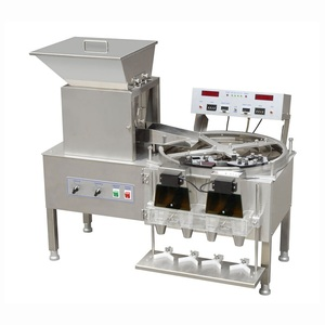 China supplier YL-4 tablet counter machine for tablethard capsle soft capsule CE certificate