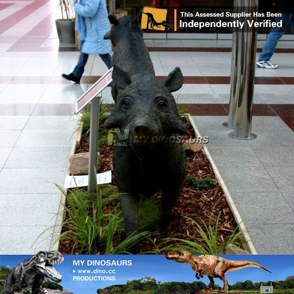 MY Dino-N163 Large metal statue bronze garden animal life size bear for sale