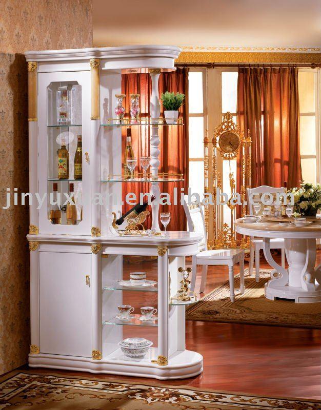 Salon et salle manger classique mdf armoire de salle 3003 lots de salle manger id de - Armoire de salle a manger ...