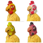 chick head animal Latex Party Mask Halloween mask paypal accepted