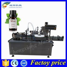 Fast delivery 60ml mint oil filler machine
