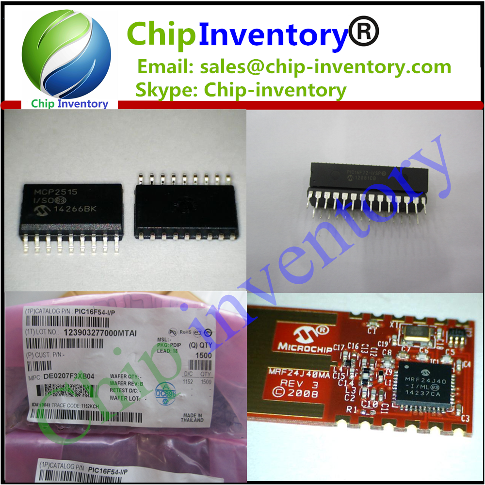 (Electronic components) PIC16F18313-I/SN