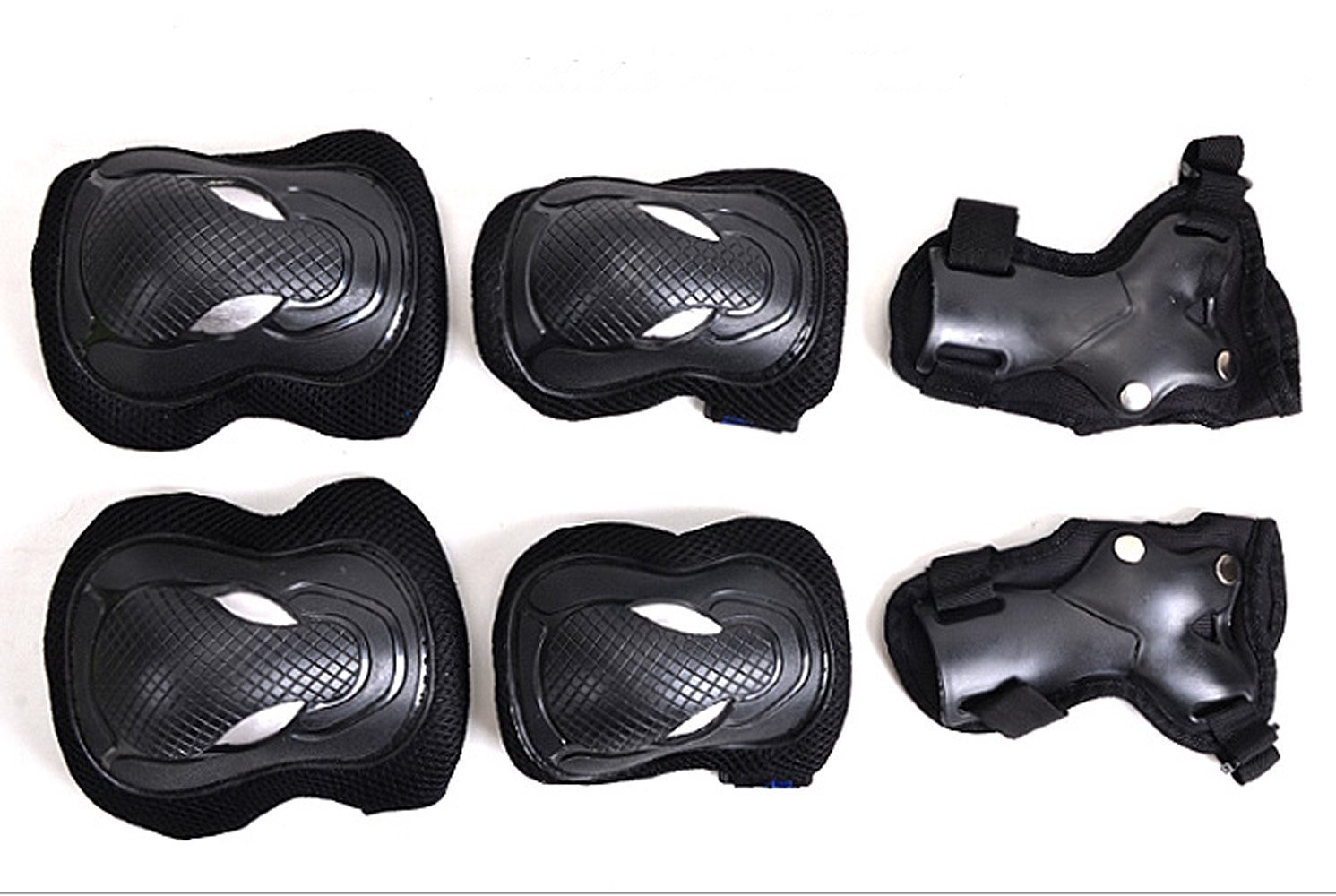 Elbow Wrist Knee Pads and Helmet Sport Safety Protective Gear Guard Kid Baby Kit