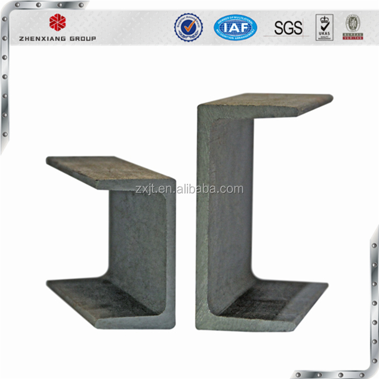 High Strength Low Alloy Structural Steel Channel gypsum false ceiling steel channel price from China with high quality