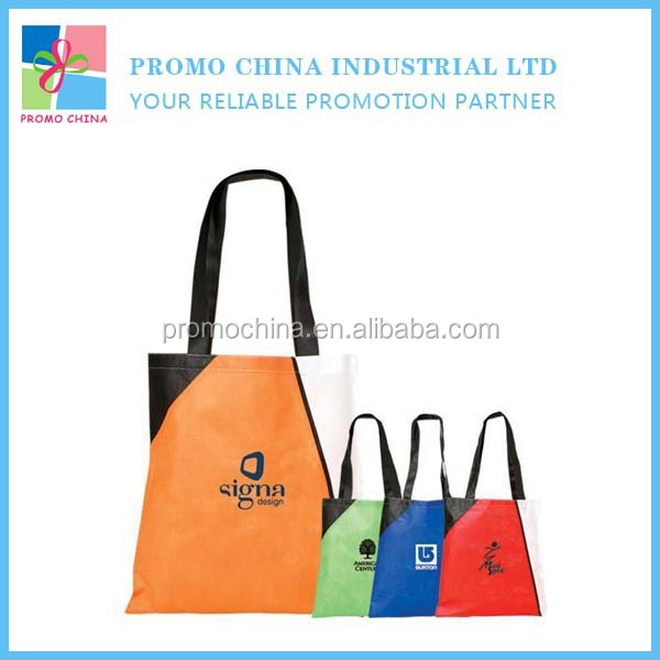 New Design Hot Sale Promotional PP Woven Bag With Handle
