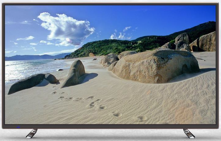 A Grade Panel 55 Inch Home LCD/LED Tvs for Sale with 16: 9 Wide Screen Television
