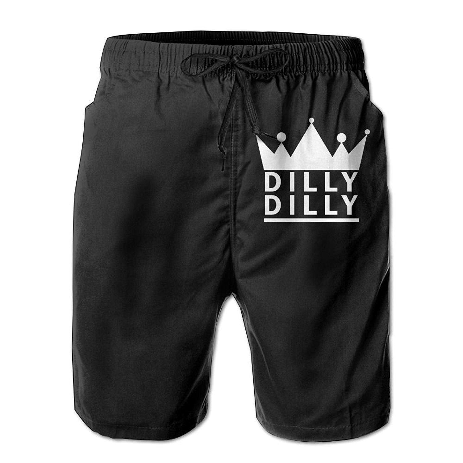 YEYUNSHORT Dilly Dilly Beer Medieval - Men's Shorts Casual Beach Shorts