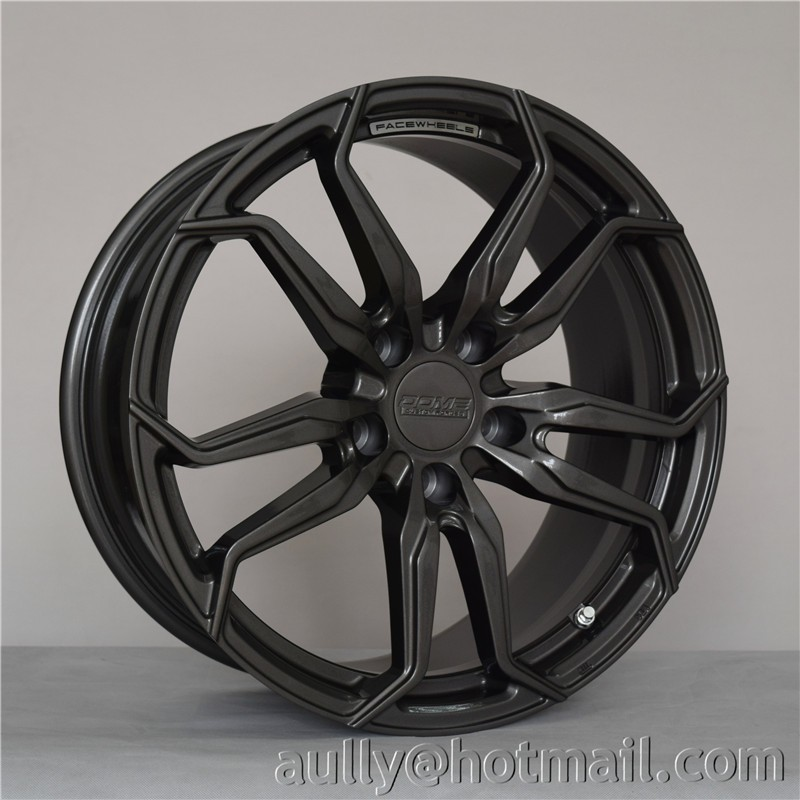Made In China Quality Assured Semi Forged Car Alloy Wheel,18inch ...