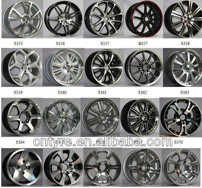 Car Rims China .alloy Wheels Best Price.aluminium Wheel.whosales ...