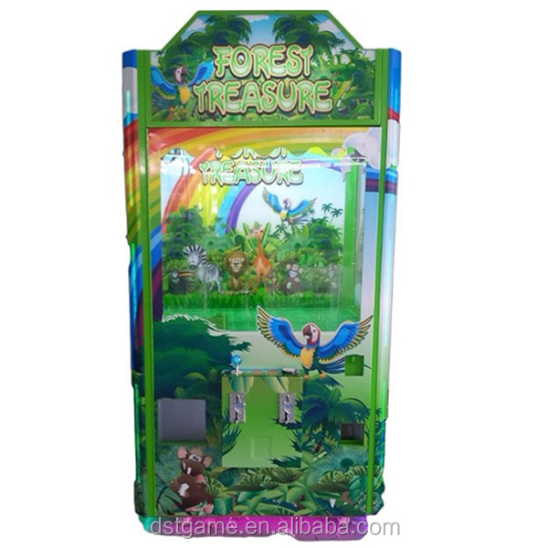 Forest Treature Prize Crane Game Machine