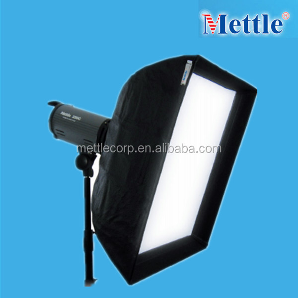 Mettle soft box 6060cm for studio indoor and outdoor