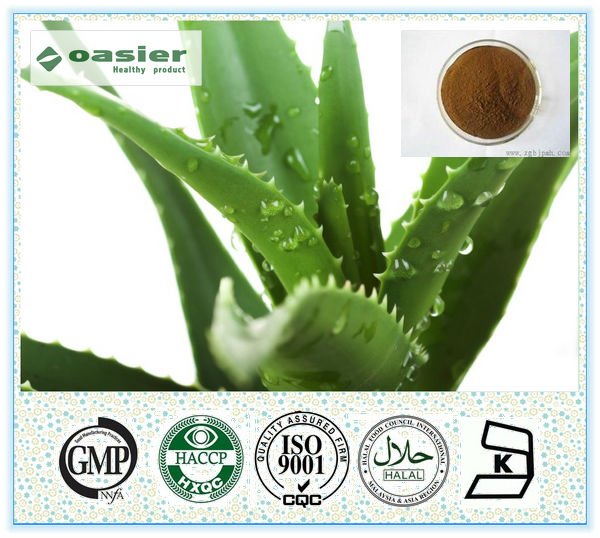 100% Natural Vegetable Extract Aloe Vera